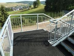 Treppenkonstruktion - Fertigung und Montage