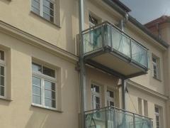 Balkon Moritzstraße