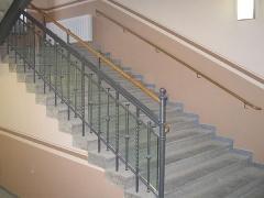 Fertigung und Montage von Treppengeländern und Handläufen